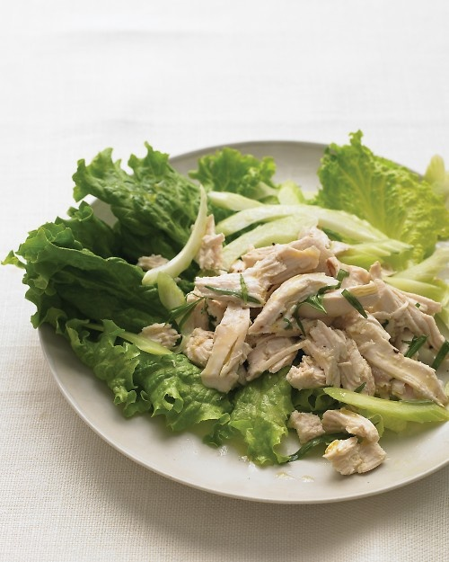 Tarragon Chicken Salad - Martha Stewart Recipes | Paleo | Pinterest