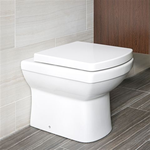 Toilet close coupled back to wall metabo hpt db3dl2