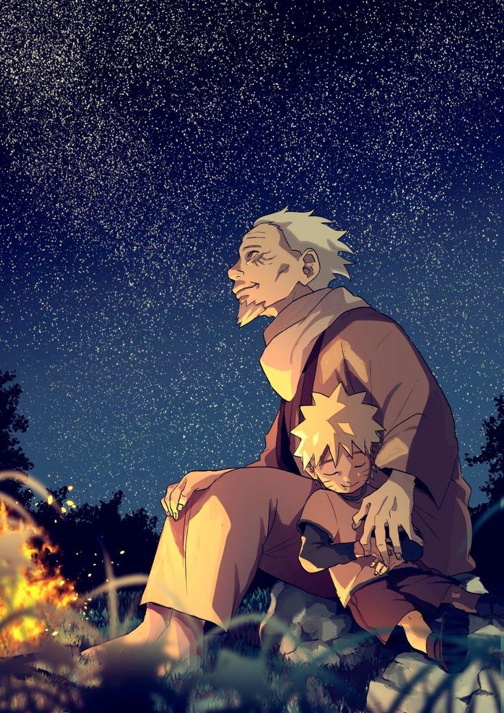 Naruto gets both Sakura and Hinata