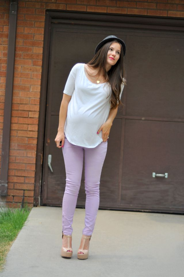 Pregnant and adorable!  Follow us on #facebook: http://www.facebook.com/MODEBayArea
