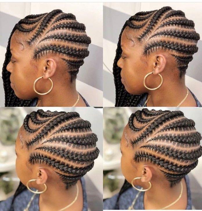 Medium lemonade braids goddessbraids