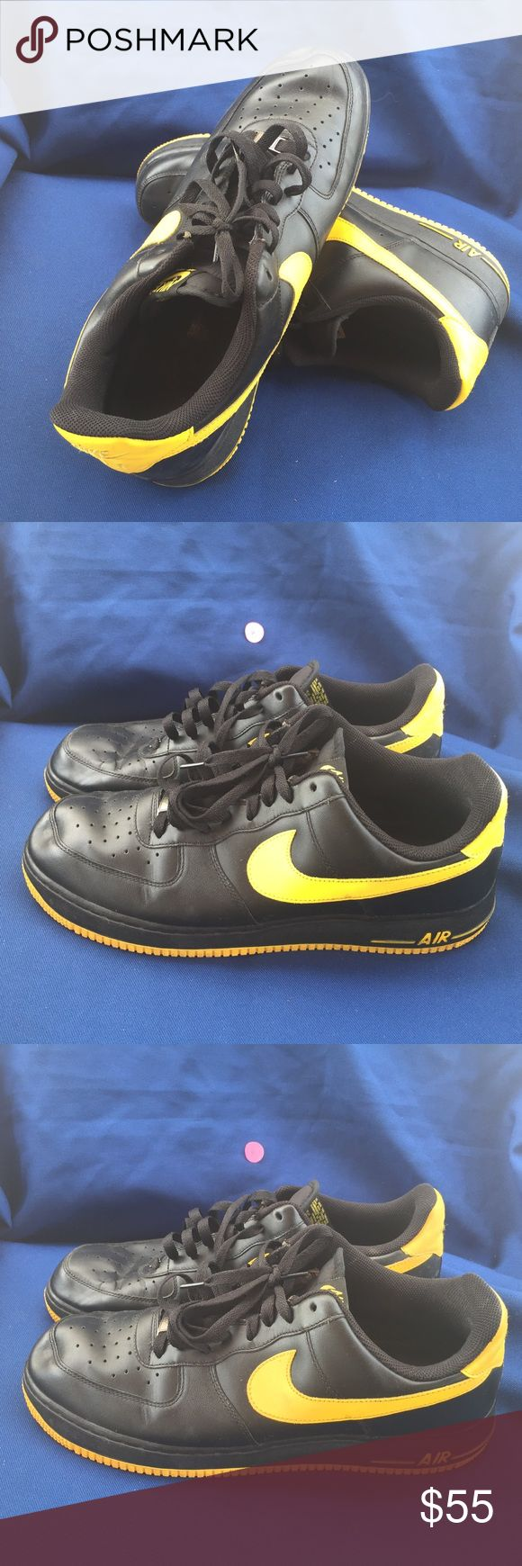 Nike Air Force one 488298 size 12 Gently used Nike Shoes Sneakers