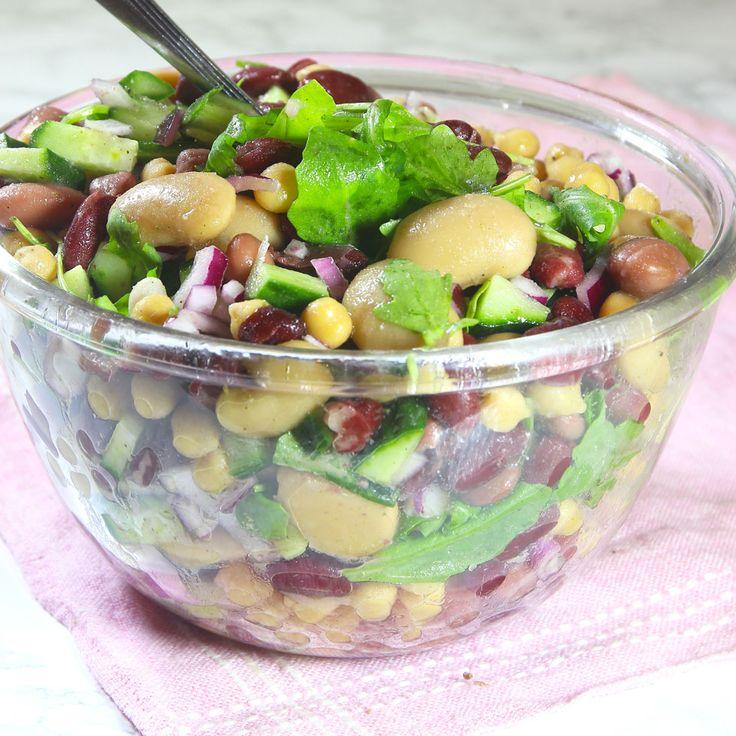 Vinägrett med italiensk salladskrydda – Lindas Bakskola