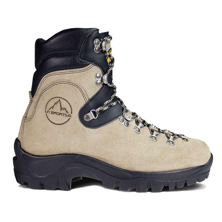 La Sportiva Glacier WLF Boot - 42.5 - Natural