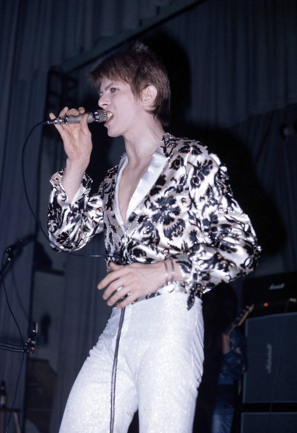 Bowie at Friars Aylesbury, February 1972