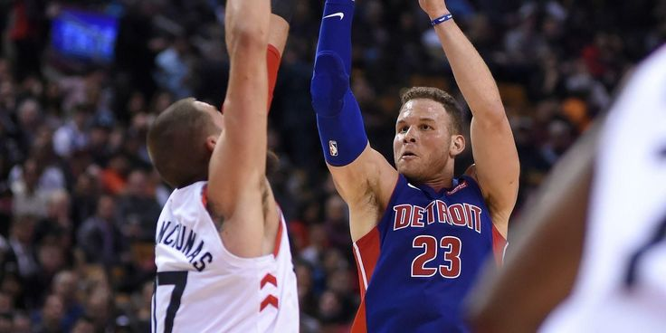 Success of Pistons' Blake Griffin trade rests with Reggie Jackson