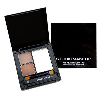 Studio Makeup Brow Perfecting Kit, Light to Medium Review
