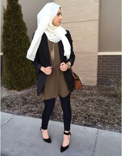 Hipster hijabis