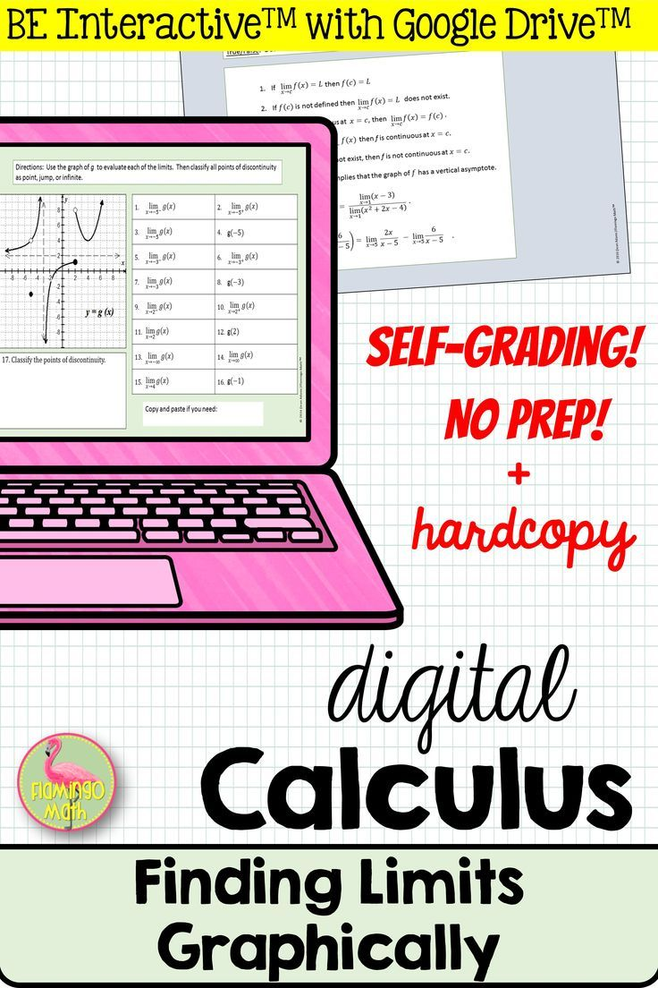 Calculus Limits Analytically Quiz For Google Distance Learning Calculus Ap Calculus Ap Calculus Ab