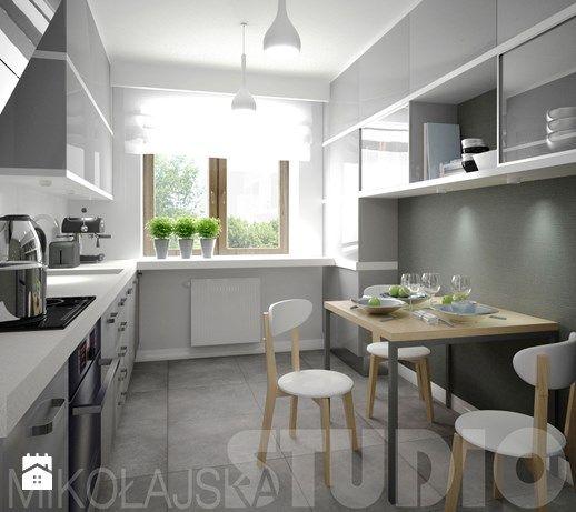 Aranżacje wnętrz - Kuchnia: Skandynawska kuchnia - MIKOŁAJSKAstudio. Przeglądaj, dodawaj i zapisuj najlepsze zdjęcia, pomysły i inspiracje designerskie. W bazie mamy już prawie milion fotografii!