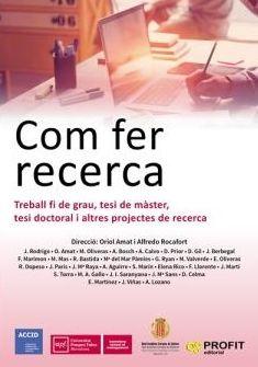MARÇ-2018. Com fer recerca. TREBALL 001 COM.