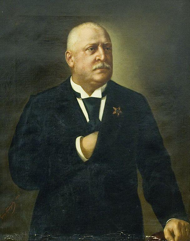 .:. Προσαλέντη Ελένη – Eleni Prosalenti [1870-1910] Μιχαήλ Π. Λάμπρος, Α΄ Πρόεδρος 'Παρνασσού', 1894