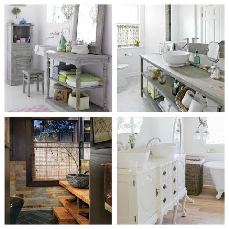 Baños Estilo Ajedrez:Más de 1000 imágenes sobre baños y lavaderos en Pinterest