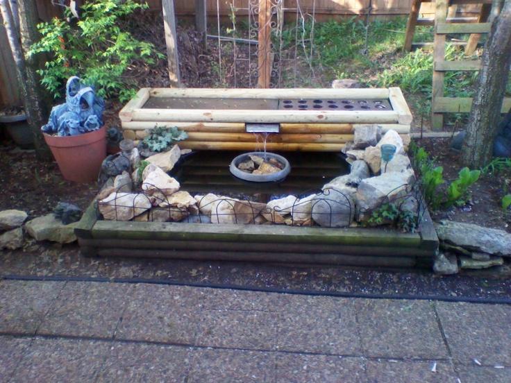 1000 images about hydroponics and aquaponics on pinterest for Aquaponics pond