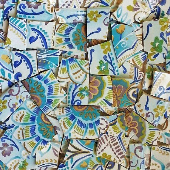Mosaic Tiles---Aara--75 Tiles
