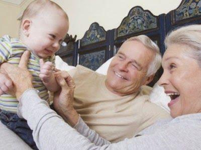 Επικοινωνία παππούδων με τον ανήλικο εγγονό τους