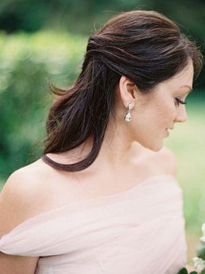 Elegant French Chateau Wedding - by Rylee Hitchner