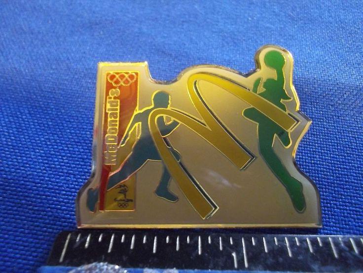 2000 Sydney Olympic Sponsor McDonald's Pin #1