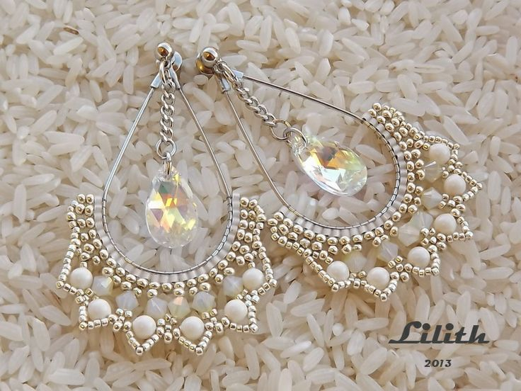Lilith Ivory Pearl Jewelry