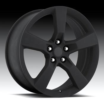 "20x9"" Factory Reproductions Camaro SS Wheel (Satin Black, 40mm Offset) :: 2010-2013 Camaro SS & V6"