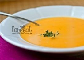 Простой тыквенный суп