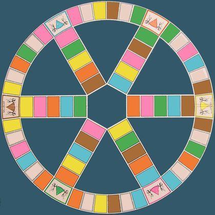 En esta ocasión, una vez más, te enseño a crear un juego de mesa. En esta ocasión es el Trivial Pursuit, un entretenido juego de preguntas y respuestas. No es nada fácil de hacer. A mí me ha costado 4 horas....