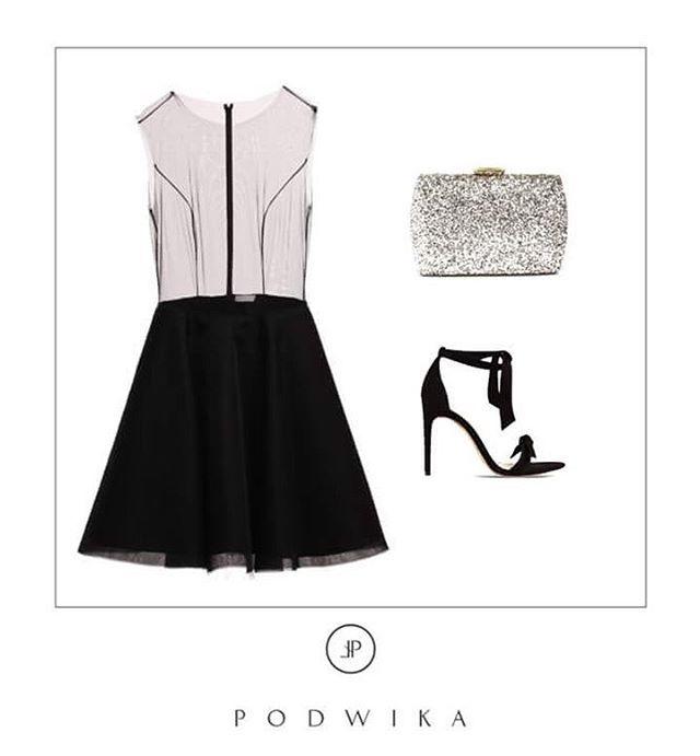 Elegant inspiration by @podwikaofficial  shop now at @mostrami.pl #podwikaofficial #polishdesigner #newcollection #twofaces #mostrami #mostramipl #blackdress #elegance #elegantlook #classy #nightout #elegantstyle #twofaces #fashioninspiration #stylish