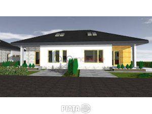 Imobiliare, Case, vile de vanzare, Casa 4 camere de  vanzare in Cluj Napoca, Floresti ID 4431, imaginea 1 din 9