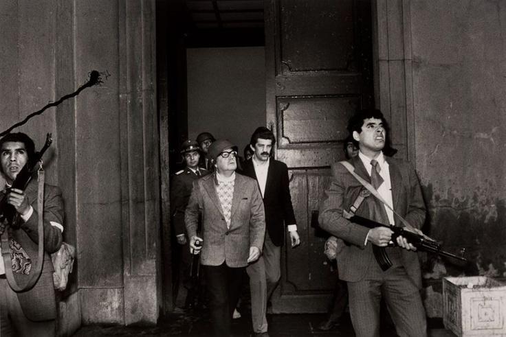 Santiago de Chile. 11 de Septiembre de 1973.