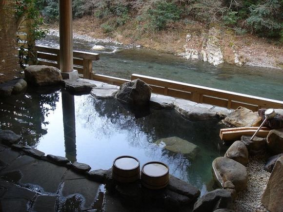 New study supports beauty claims of famous Japanese hot spring ‹ Japan Today: Japan News and Discussion