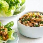 Sriracha Chicken Lettuce Cups Recipe with Healthy Chicken Breast — Best Recipe Box