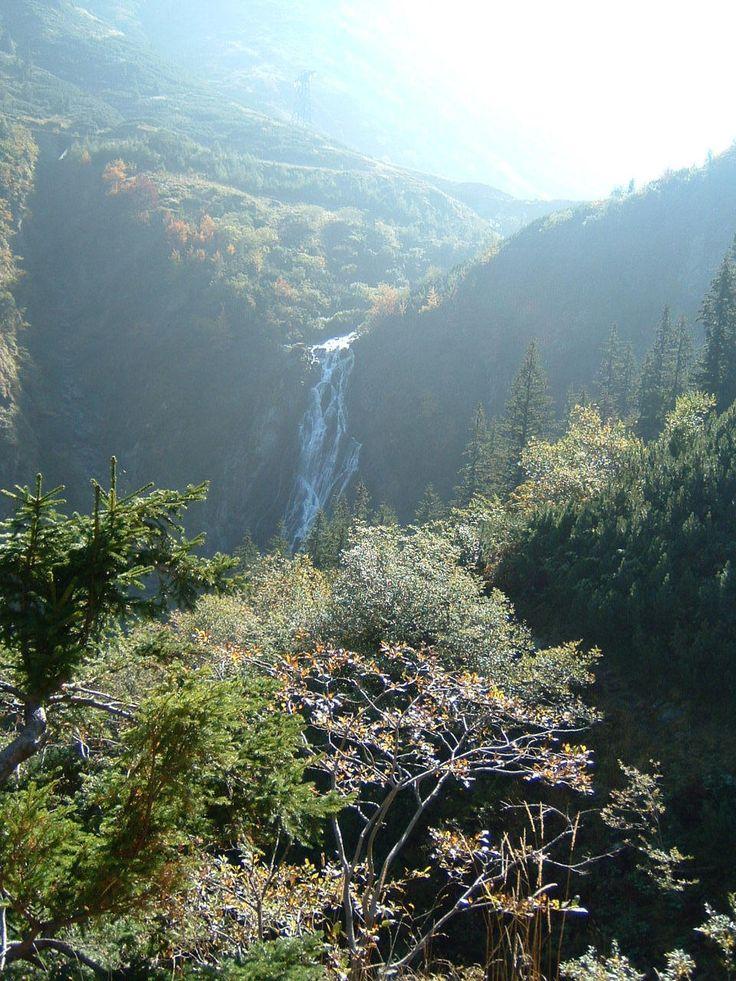 The Waterfall Balea- Romania - News - Bubblews