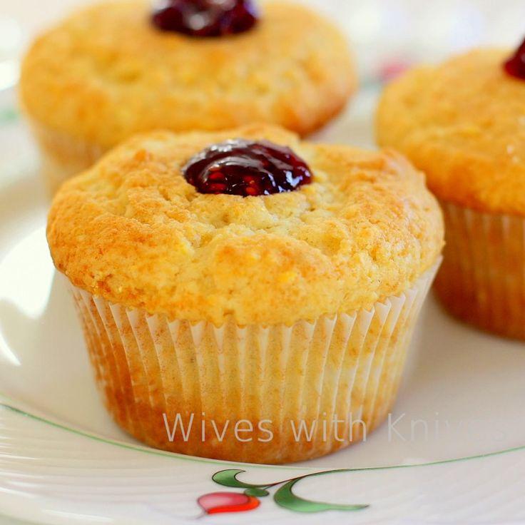 25 B Sta Corn Muffins Id Erna P Pinterest Majsbr D
