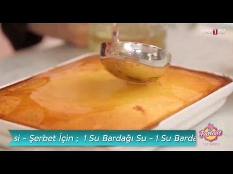 Yoğurt Tatlısı Tarifi - Deniz Orhun Pastane - YouTube