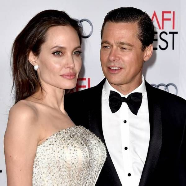 Angelina Jolie Breaks Her Silence On The Divorce