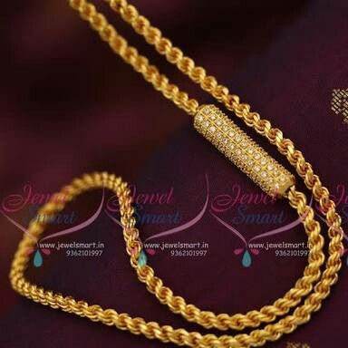 South indian mangalsutra chain