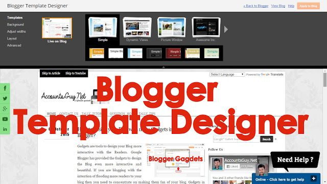 the 8 best google blogger guide images on pinterest template