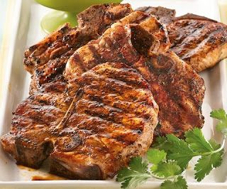 Cajun Delights: Cajun Grilled Pork Chops recipe- Dinner #freezercooking #grilling #oamc