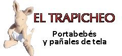 """Portabebés y pañales de tela en """"El Trapicheo"""", para comprar y vender de segunda mano."""