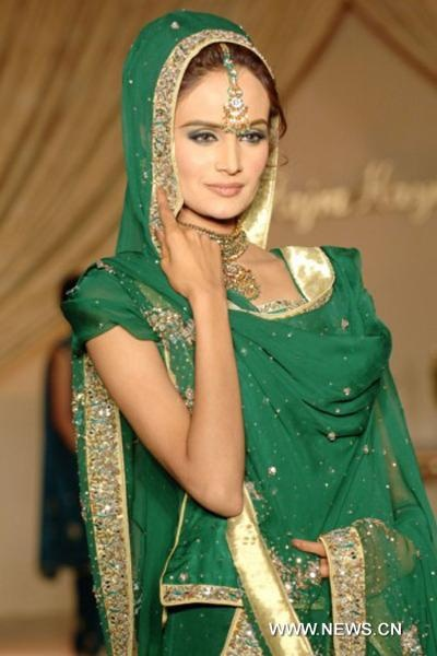 Mehreen syed in Green