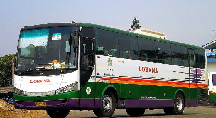 Informai tentang harga tiket bus Lorena terbaru