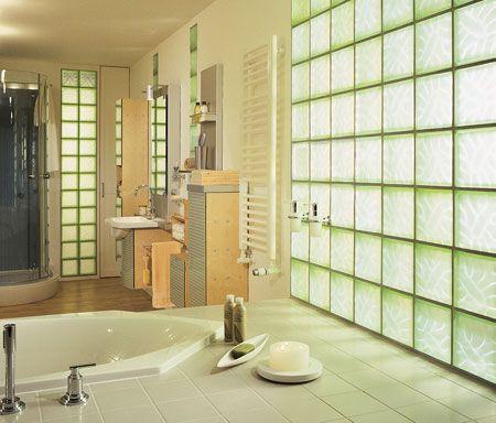 20 best Glass block ideas images on Pinterest | Bathroom ideas ...