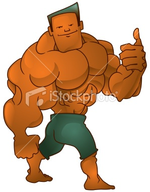 http://www.istockphoto.com/stock-illustration-18665741-muscle-man-thumbs-up.php