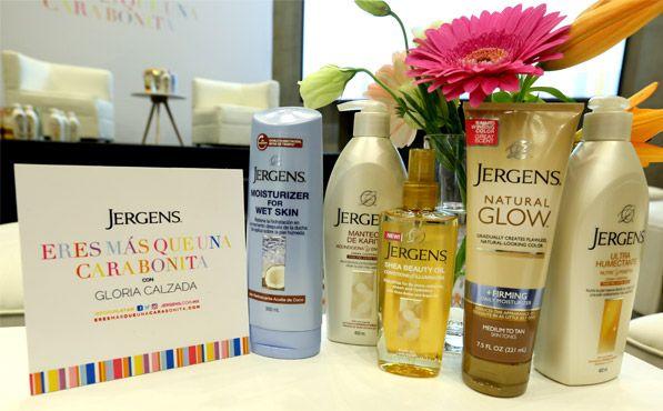 Crema para piel húmeda y loción de coco de Jergens - Dice la Clau