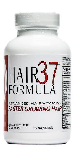 Best Hair Growth Vitamins NEW ADVANCED Hair Formula 37 Hair Vitamins for Faster Growing Healthy Hair 1 month Supply 60 Capsules - http://www.specialdaysgift.com/best-hair-growth-vitamins-new-advanced-hair-formula-37-hair-vitamins-for-faster-growing-healthy-hair-1-month-supply-60-capsules/