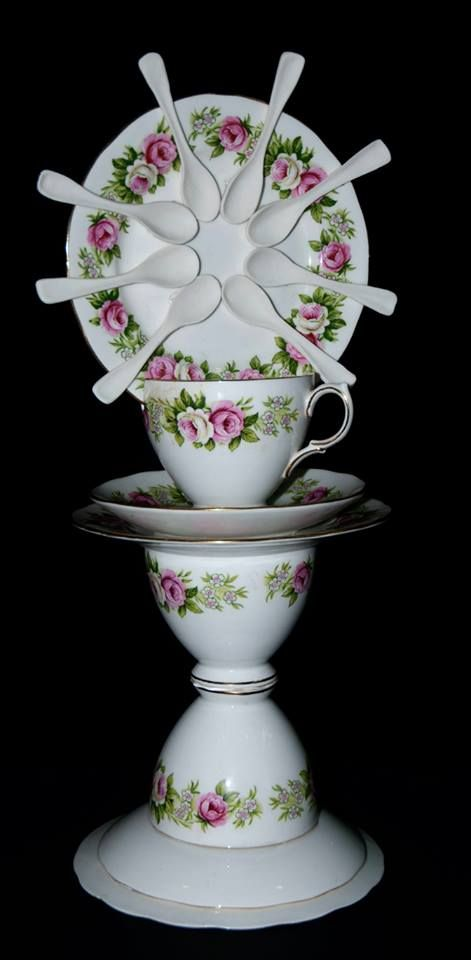 Chalice - Dylan Rose English Tea Assemblage