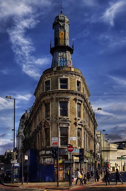 London,King's Cross http://londonist.com