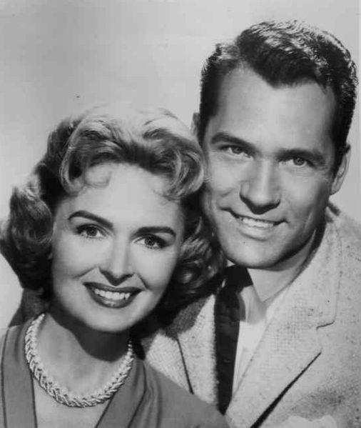 Donna Reed & Carl Betz