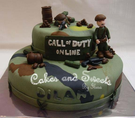 56 best Army Birthday Cakes images on Pinterest Army birthday