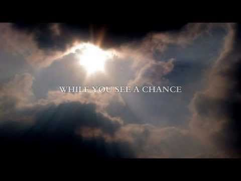 ▶ Steve Winwood - While You See A Chance - 1981 - YouTube